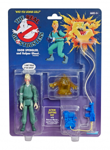 The Real Ghostbusters Kenner Classics: Ghostbuters Egon, Peter, Ray & Winston