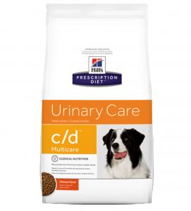 Hill's - Prescription Diet Canine - c/d - 2kg