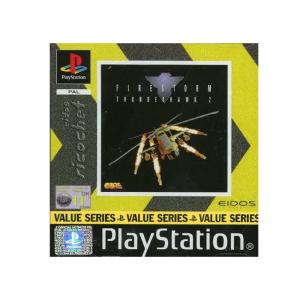 Firestorm: Thunderhawk 2 - USATO - PS1