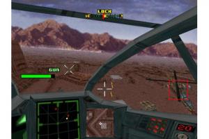 Thunderhawk 2 - USATO - PS1