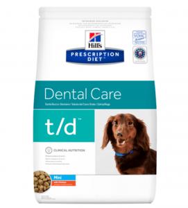 Hill's - Prescription Diet Canine - t/d Mini - 3 kg