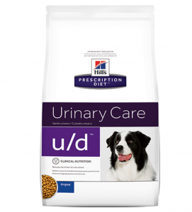 Hill's - Prescription Diet Canine - u/d - 5 kg
