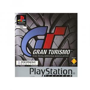 Gran Turismo (platinum) - USATO - PS1