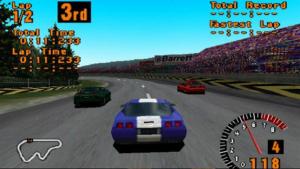 Gran Turismo - USATO - PS1