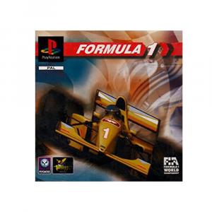 Formula One - USATO - PS1