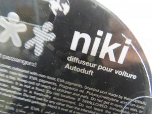 Profumatore per auto niky classic