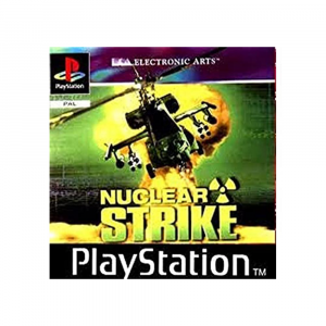 Nuclear Strike - USATO - PS1