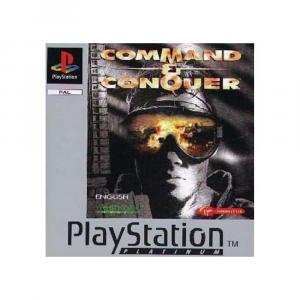 Command & Conquer - USATO - PS1