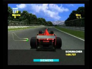 Formula One 99 - USATO - PS1