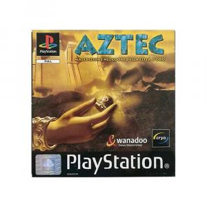 Aztec: Maledizione nel cuore della città d'oro - USATO - PS1