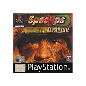 Spec Ops: Ranger Elite - USATO - PS1