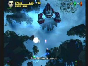 Retro Force - USATO - PS1