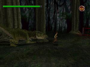 The Lost World: Jurassic Park - USATO - PS1