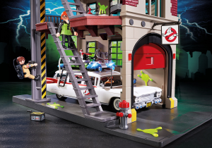Playmobil 9220 GHOSTBUSTERS : Ecto-1