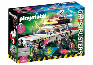 Playmobil 70170 GHOSTBUSTERS : Ecto-1A