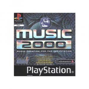 Music 2000 - USATO - PS1
