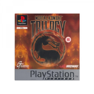 Mortal Kombat Trilogy - USATO - PS1