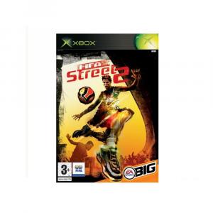 Fifa Street 2 - USATO - XBOX