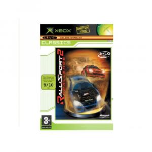 RalliSport Challenge 2 - USATO - XBOX