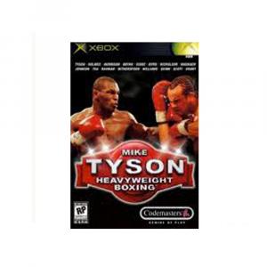 Mike Tyson Heavyweight Boxing - USATO - XBOX
