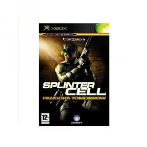 Tom Clancy's Splinter Cell: Pandora Tomorrow - USATO - XBOX