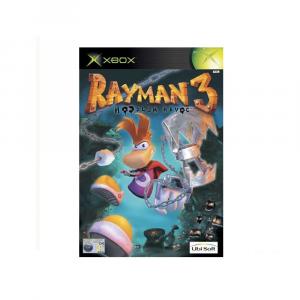 Rayman 3: Hoodlum Havoc - USATO - XBOX