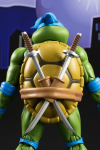 Teenage Mutant Ninja Turtles S.H.Figuarts ActionFigure: Set 4 by Bandai