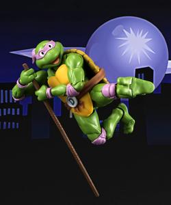 Teenage Mutant Ninja Turtles S.H.Figuarts ActionFigure: Set 4 by Bandai