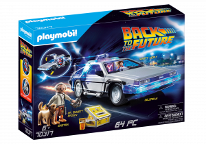 Playmobil 70317 Back to the Future: DeLorean