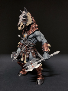 Mythic Legions - 20th Anniversary Special Edition: EQUADDRON by Four Hourseman
