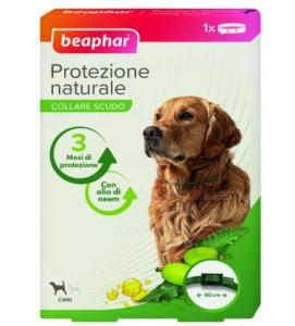 Beaphar - Protezione Naturale - Collare antiparassitario Cane