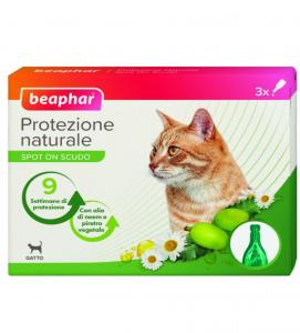 Beaphar - Protezione Naturale - Spot-on Gatto