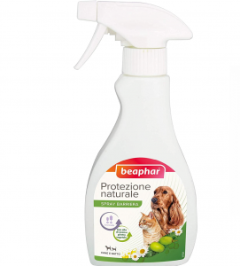 Beaphar - Protezione Naturale - Spray Barriera antiparassitario 250ml