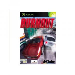 Burnout - USATO - XBOX