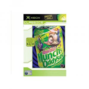 Oddworld: Munch's Oddysee - USATO - XBOX
