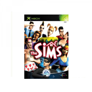The Sims - USATO - XBOX