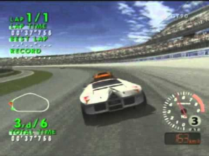 Sega GT 2002 - USATO - XBOX