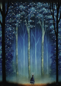 HEYE - INNER MYSTIC (by Andy Kehoe) Forest Cathedral - Puzzle 1000 Pezzi