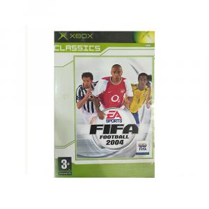 Fifa Football 2004 - NUOVO - XBOX