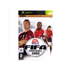 Fifa Football 2005 - NUOVO - XBOX