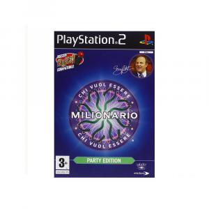 Chi vuol essere Milionario - Party Edition - USATO - PS2