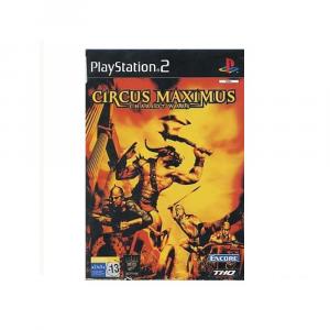 Circus Maximus: Chariot Wars - USATO - PS2
