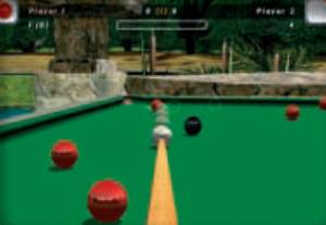 International Snooker Championship - USATO - PS2