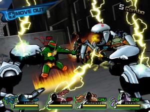 TMNT: Mutant Melee - USATO - PS2