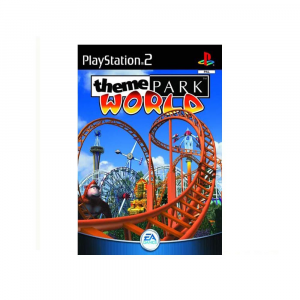 Theme Park World - USATO - PS2