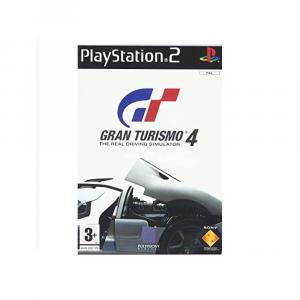 Gran Turismo 4 - USATO - PS2