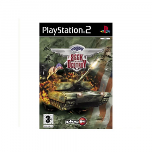 Seek and Destroy - USATO - PS2