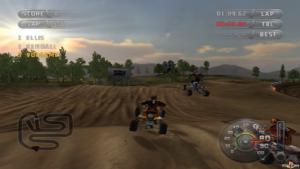 MX vs ATV Untamed - USATO - PS2