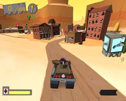 Cel Damage Overdrive - USATO - PS2