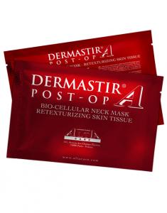 Dermastir Post-Op Maschera Bio-Cellulare Ristrutturante – Collo - 22 ml